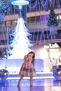 風景,アート,女の子,イルミネーション,人,クリスマス,リース,装飾,グランフロント,お姫様,飾り,クリスマス ツリー,Grand Wish Christmas 2020