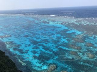 青い海の写真・画像素材[2906729]