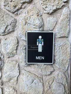 男子トイレの写真・画像素材[2906732]