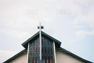 十字架の写真・画像素材[2906714]