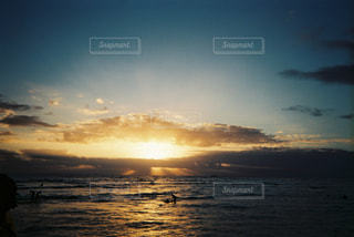 夕日の写真・画像素材[2906716]
