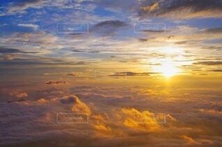 自然,空,富士山,太陽,朝日,正月,雲海,お正月,日の出,新年,初日の出,ご来光,ビュー,富士登山