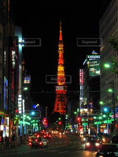 東京タワー2010の写真・画像素材[2918136]