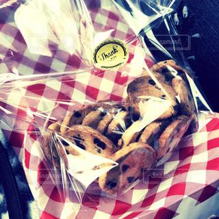 チョコチップクッキーの写真・画像素材[2928031]