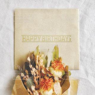 happy birthdayの写真・画像素材[3155596]
