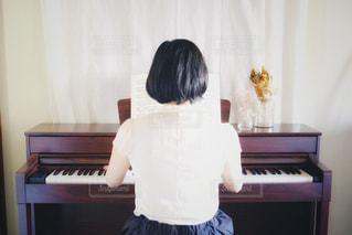 ピアノ演奏の写真・画像素材[3199765]
