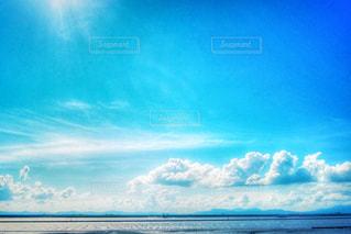 空と雲の写真・画像素材[3241363]