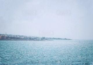 海の見える街の写真・画像素材[3544084]