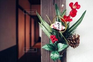 正月飾りの写真・画像素材[4037179]