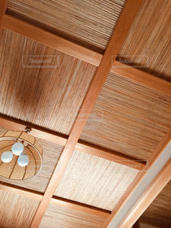 我が家の天井の写真・画像素材[2930621]