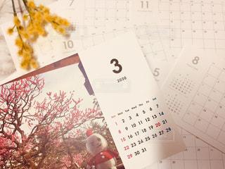もう3月の写真・画像素材[3021604]