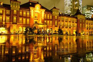 Tokyo stationの写真・画像素材[3029563]