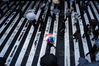 雨の日の気分の上げ方の写真・画像素材[2998589]