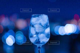 水と氷の写真・画像素材[3501042]