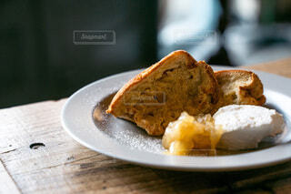 シフォンケーキの写真・画像素材[4107624]