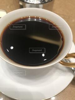 コーヒーの顔の写真・画像素材[2938445]