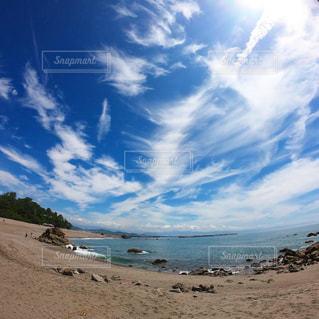砂浜の写真・画像素材[2997655]
