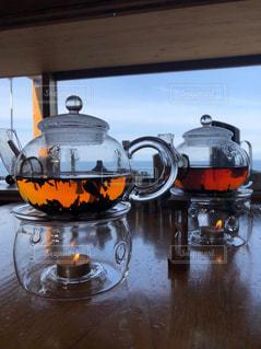お茶の時間の写真・画像素材[2997686]