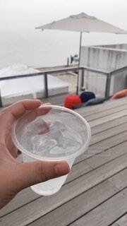 水,水面,氷,手持ち,コップ,人物,人,ポートレート,ライフスタイル,手元