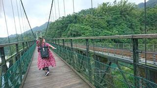 橋の写真・画像素材[4588842]