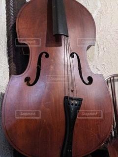 木製の楽器の写真・画像素材[2954752]