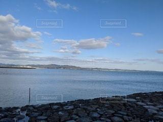 海と空の写真・画像素材[2983218]