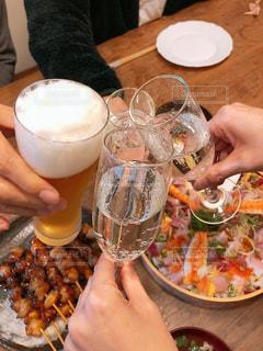 飲み物,人物,イベント,グラス,ビール,乾杯,ドリンク,手元,ソフトド リンク