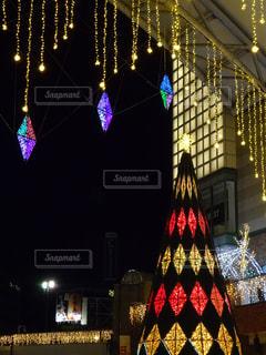 イルミネーション,キラキラ,ロマンチック,デート,クリスマスツリー
