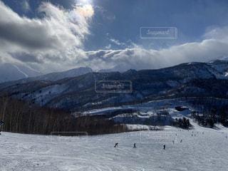 自然,風景,アウトドア,冬,スポーツ,雪,山,スキー,ゲレンデ,レジャー,スノーボード