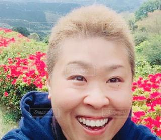 美しい自然に感動した自分♡ピクニック♡熱海の写真・画像素材[3094039]