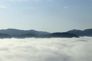 自然,風景,空,屋外,雲,霧,山,日中,クラウド