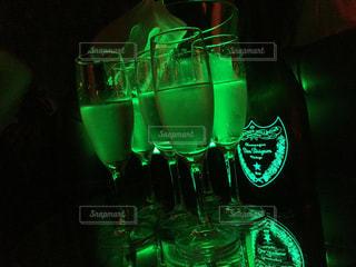ワインのガラスの写真・画像素材[940177]