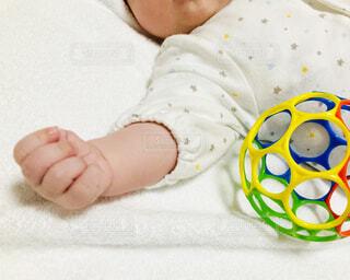 お気に入りのおもちゃの写真・画像素材[4327068]