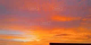 夕方の写真・画像素材[3480039]