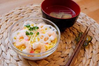 1人分ちらし寿司の写真・画像素材[2991603]