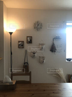 リビングルームの眺めの写真・画像素材[3901078]