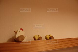 木製 置物 インテリア 北欧の写真・画像素材[2991656]