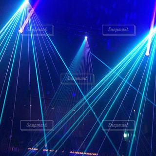 ステージライト レーザーの写真・画像素材[2991711]