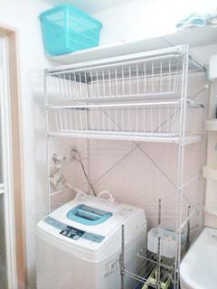 洗濯機の写真・画像素材[2998901]