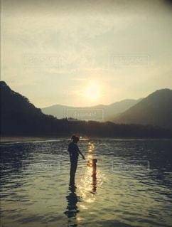 夏の終わりの写真・画像素材[3035146]