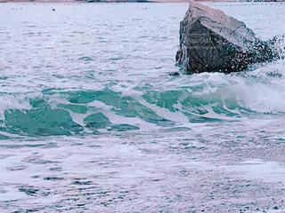 波の写真・画像素材[3003257]