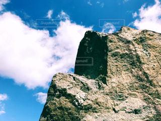 自然,風景,空,屋外,山,丘,岩,クラウド,山腹