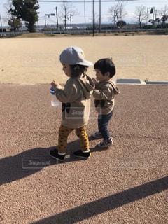 子ども,少年,遊び場
