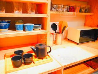 新しいキッチンの写真・画像素材[2996854]