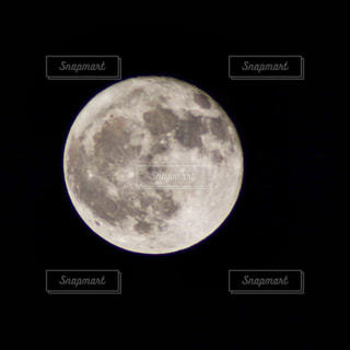 自然,空,夜空,黒,暗い,月,満月,クレーター,月面,天文学