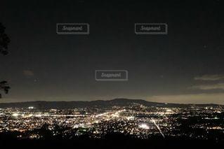 風景,空,夜,夜景,夜空,屋外,景色,奈良
