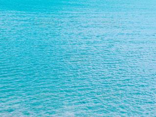 青い海の写真・画像素材[3019464]