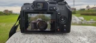 E-M1 markⅡでD5200を撮影の写真・画像素材[3466830]