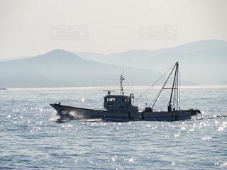 漁船の写真・画像素材[4636134]