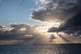 地中海の天使の階段の写真・画像素材[3006913]